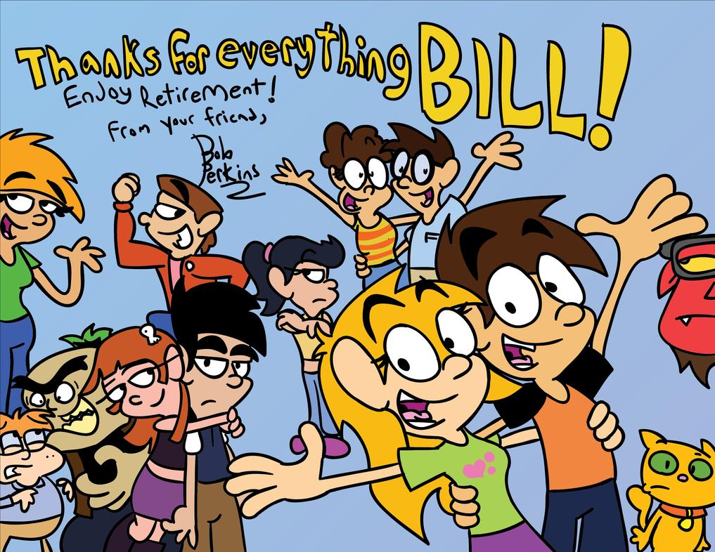 Thank you, Bill by BobtheGigglemaestro