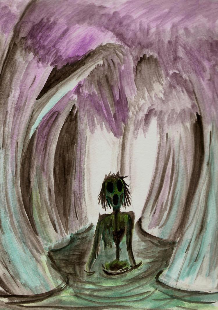 The Culmination of All My Fear by Ama-Encyclopika