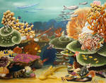 Red Sea City by Ama-Encyclopika