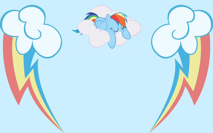rainbow dash sphere background - photo #44