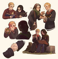 Hogwarts Mystery: Ben Copper