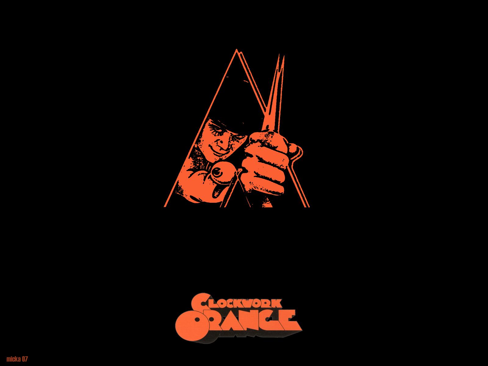 Clockwork Orange 2 by Micinus on DeviantArt A Clockwork Orange Wallpaper