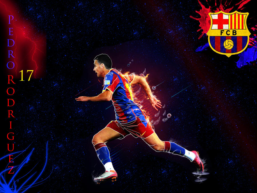 Pedro Rodriguez Wallpaper 2 By HGM-Barca On DeviantArt