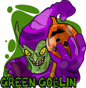 Green Goblin vector