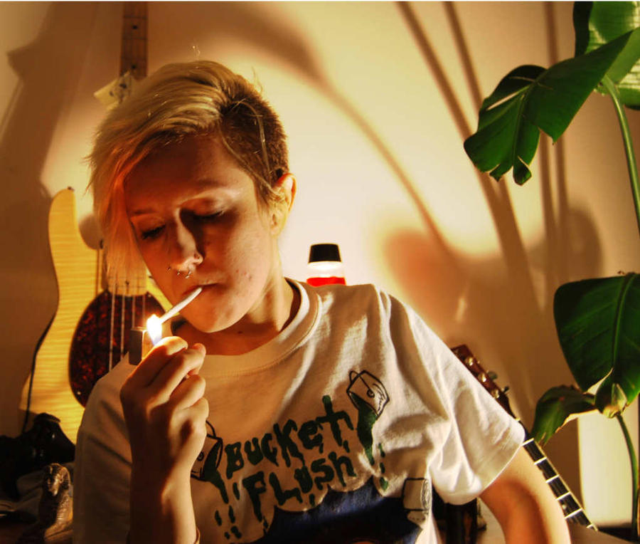 Smoke Me by AwkwardScience