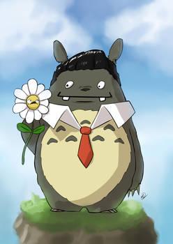 Totoro, Elvis, Ich bin eine Biene - Crossover
