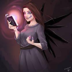 Shinigami Girl, The Harbinger of Death
