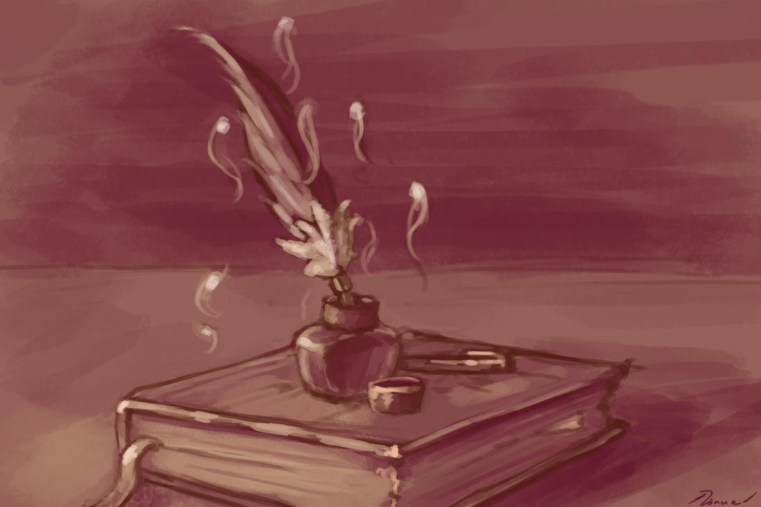 Art Improvement (Hell) Challenge - Day 8 by NaiBuff