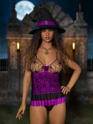 Jasmine: But I'm A Nice Witch