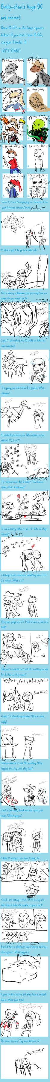 OC Meme Again by Sei-sama