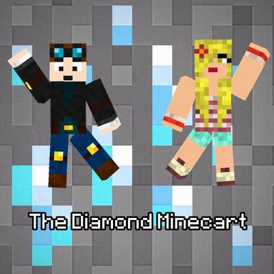 The Diamond Minecarts Logo Images - Usseek.com