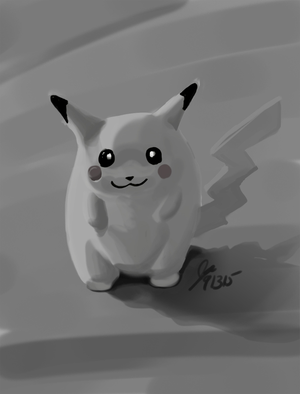 pikachuToy by elipse