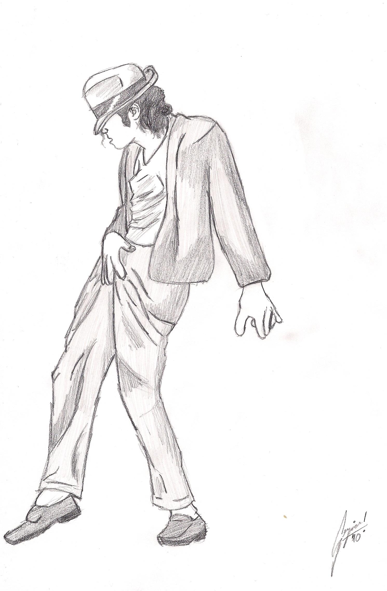Michael Jackson S Billie Jean By Blackhawk94 On Deviantart