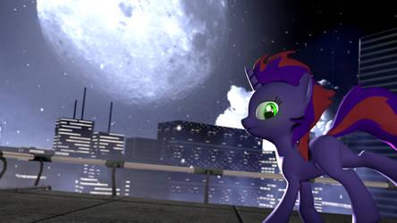 Birth Light (Purple)