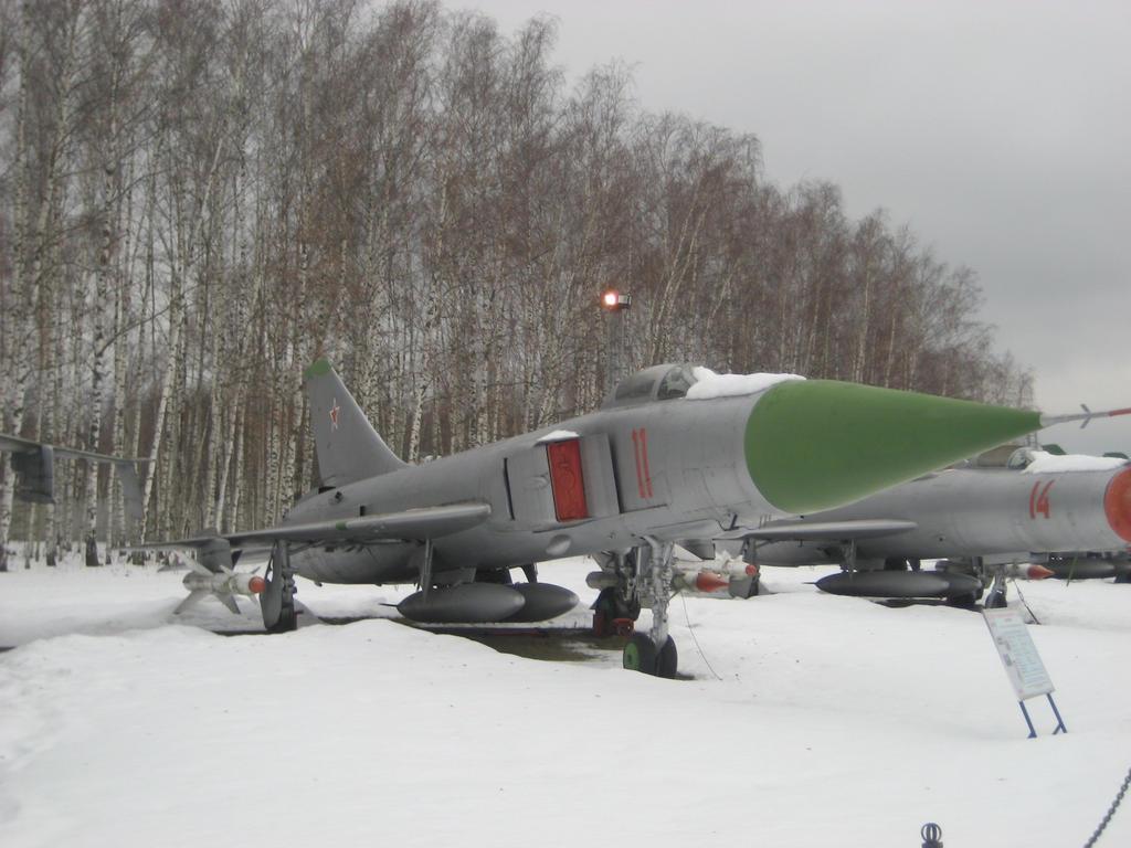 Su-15 supersonic interceptor by nikitakartinginboxru
