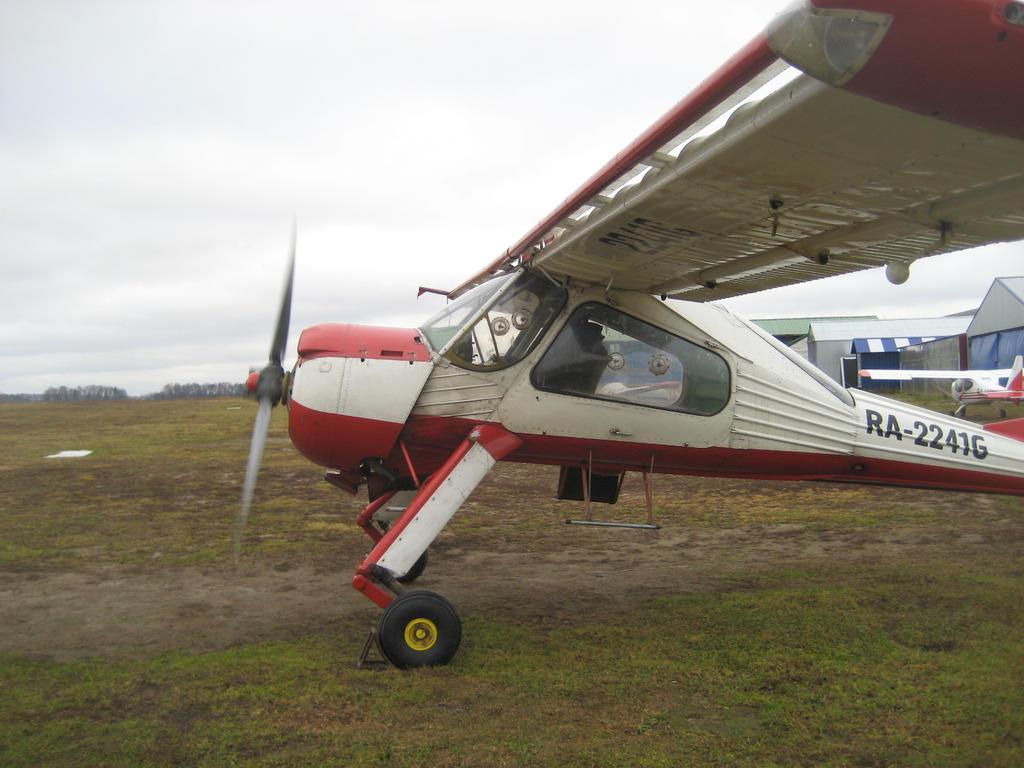 Vil'ga-35A engine start by nikitakartinginboxru