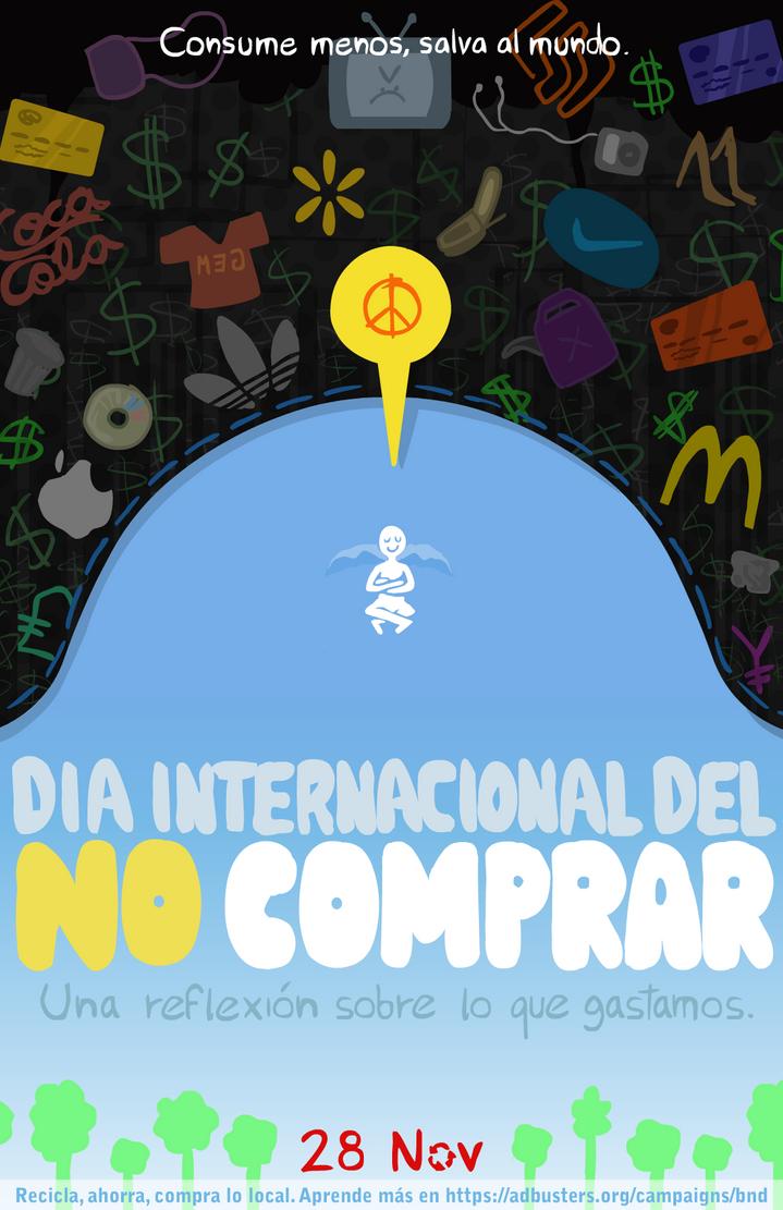 Dia del No Comprar by laloremes
