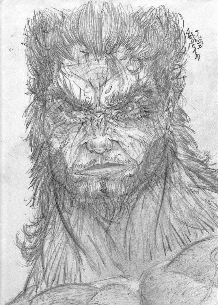 Savage Wolverine by manalangmitra