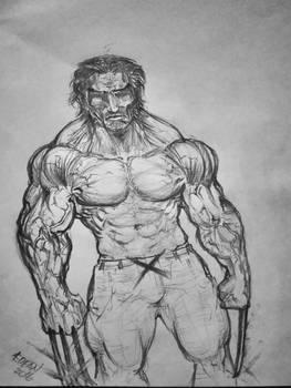 Wolverine, The Animal