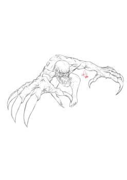 N'aix, Lifestealer Sketch