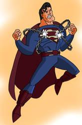 CW Superman by ckdck