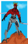 Knights of the old EU-Old Wounds Darth Maul