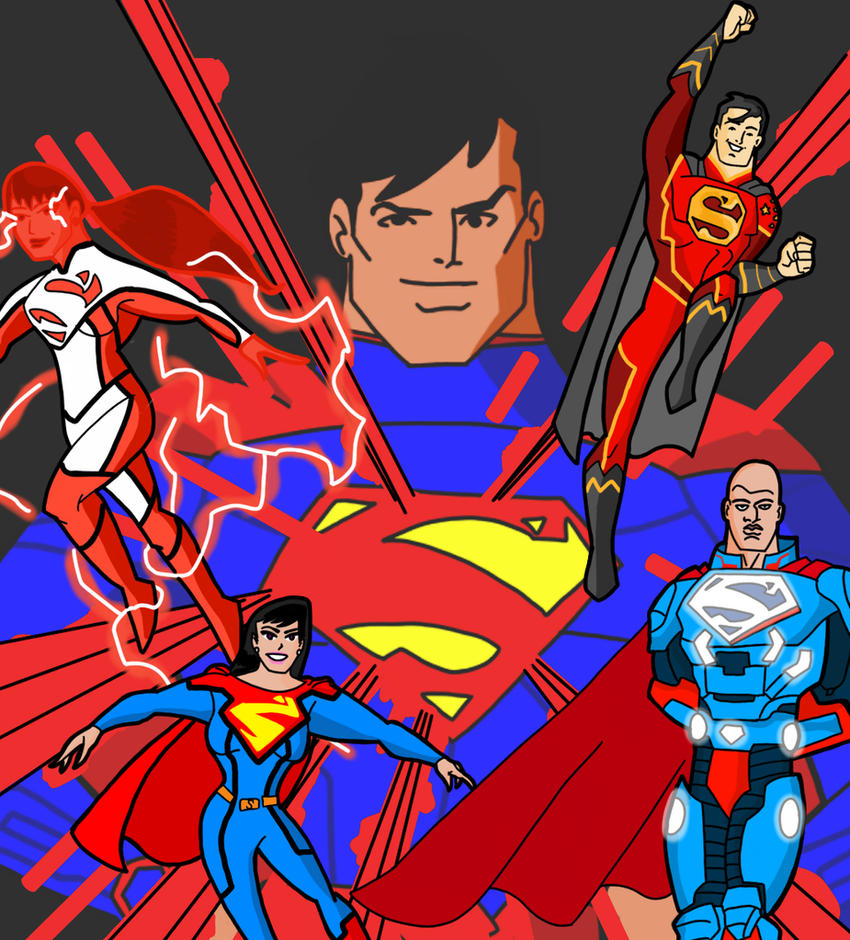 Superman Deadly Legacy (1996) comic books   Superman Legacy