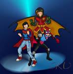 New trinity by ckdck