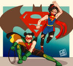 The Dynamic Daughters of Earth-11