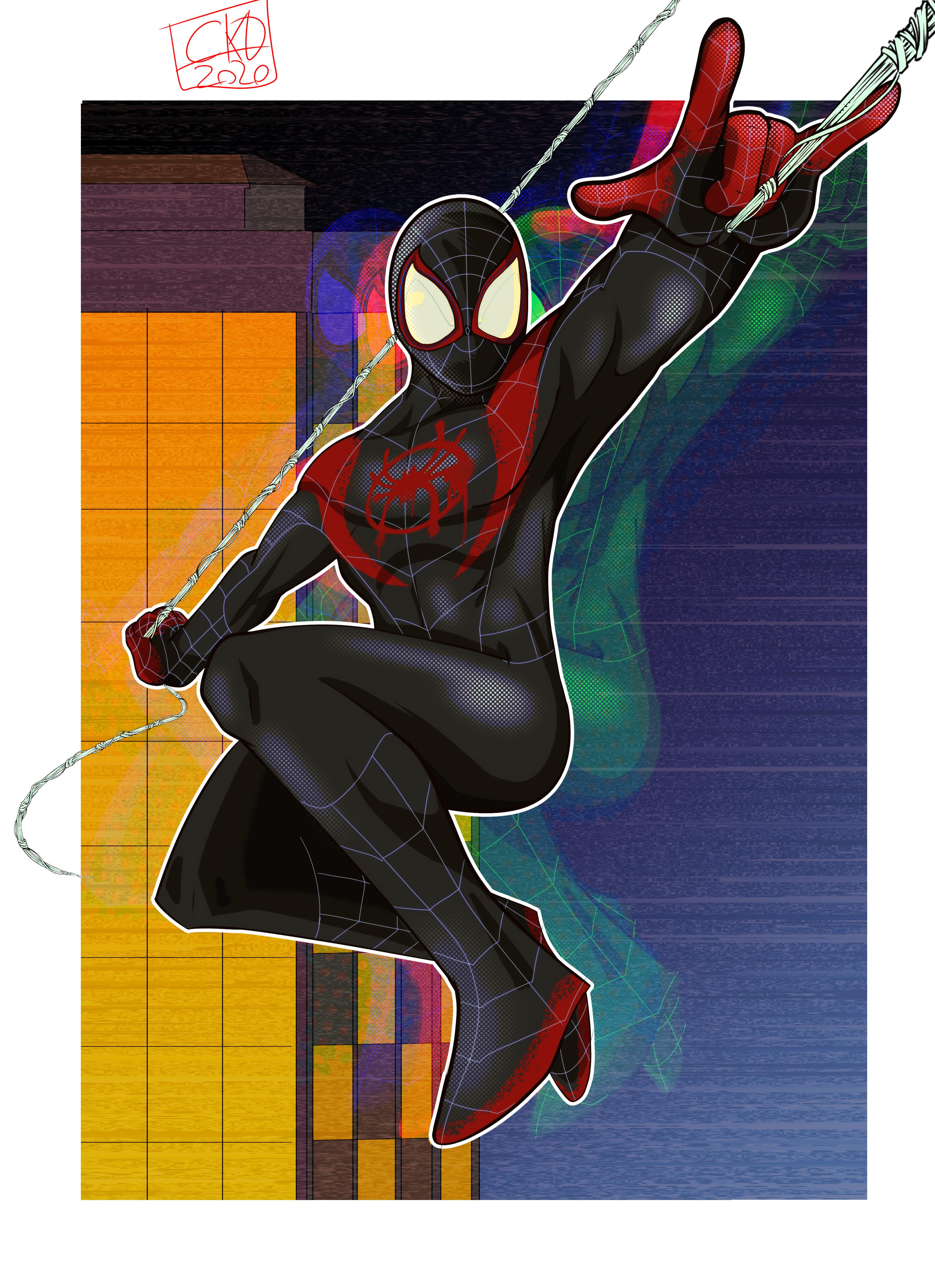 Miles Morales-Spider-Man