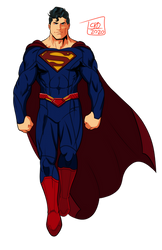 CW Superman ver.2