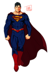 CW Superman ver.2