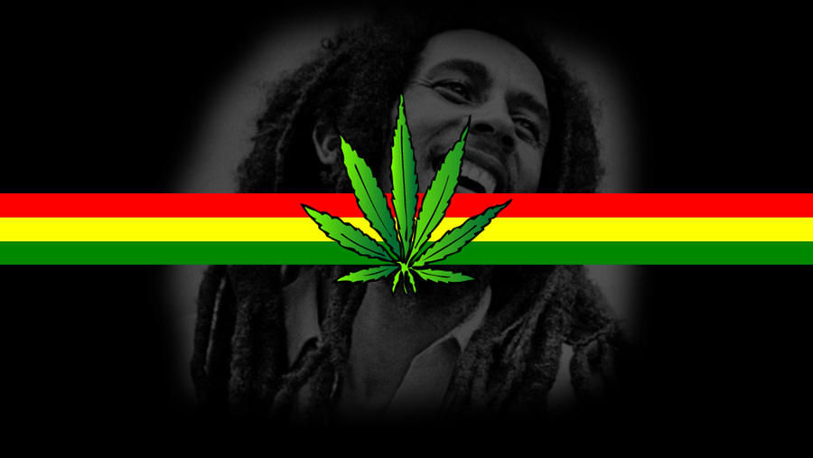 Bob And Weed By W33DL0V3R