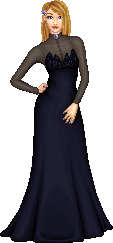 Lina all fancy