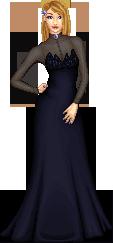Lina all fancy by XMarleauxX
