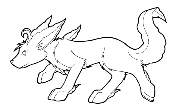 leafeon coloring pages - photo#24