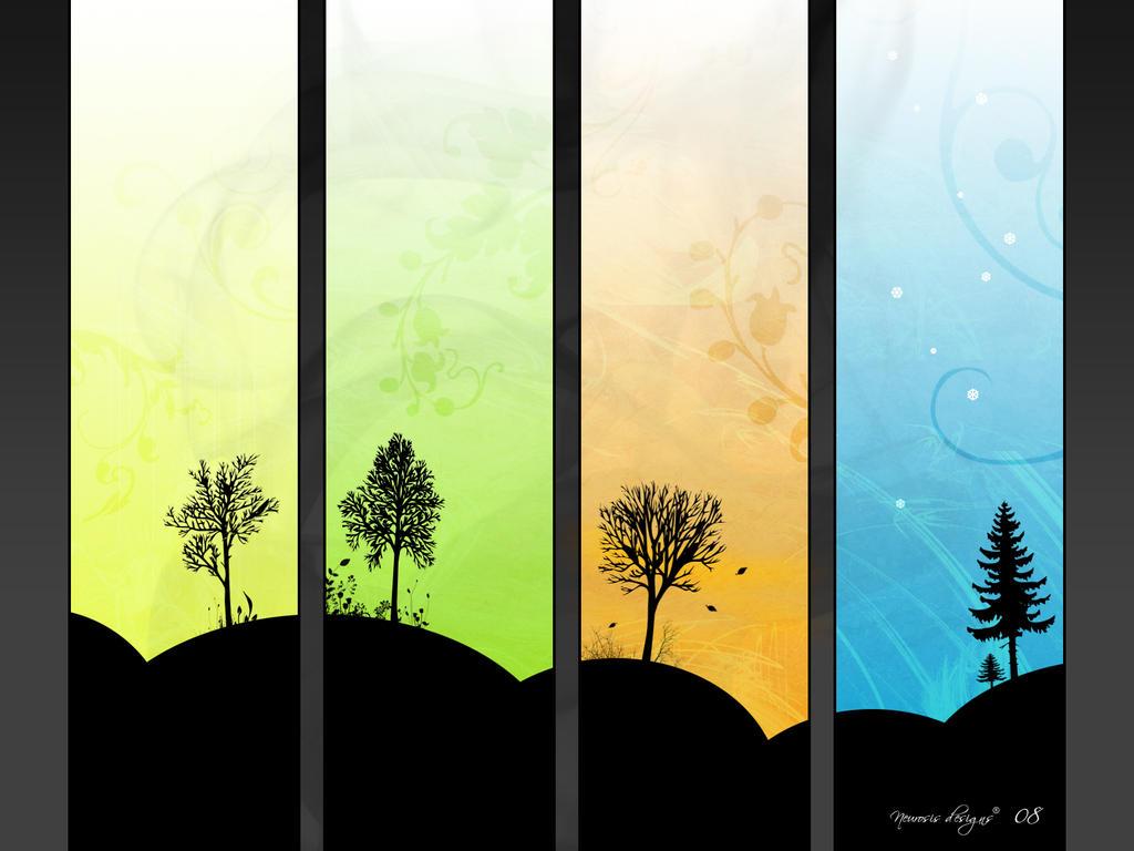 The Seasons by piimapakk