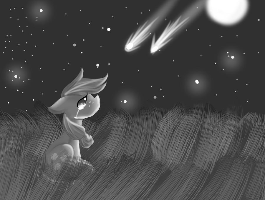 Shooting Stars by royalppurpl3