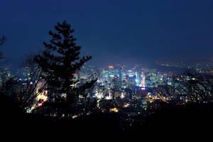 Seoul by Destroth