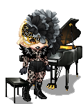 Lady Gaga Raven Queen Gaia by LadyGagaGaia