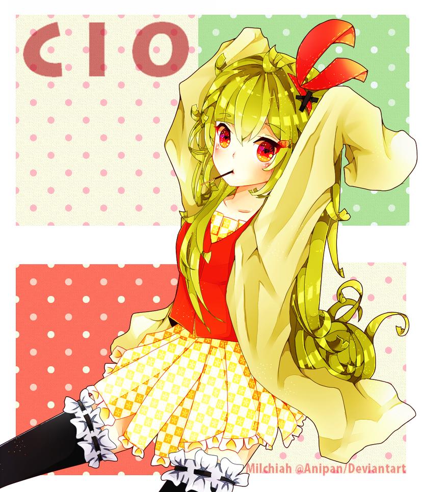 C I O by Milchiah