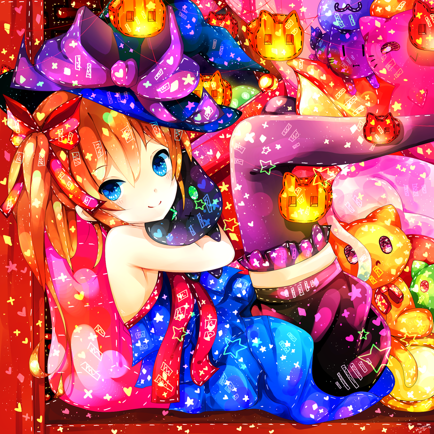 [Contest Entry] Happy Halloween? by Milchiah