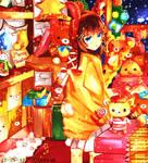 Secret Santa : Airisu-San