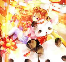 Panda Go Round by Milchiah