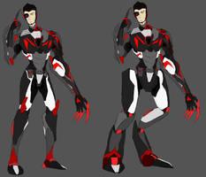 Max steel Ceil concepts