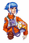 X-Wing Fighter Pilot