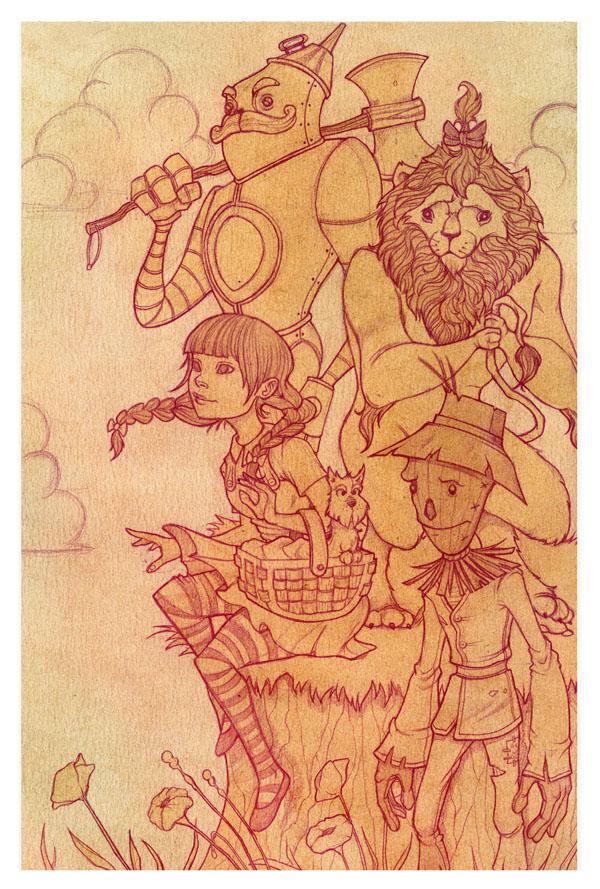 Oz by chrissie-zullo