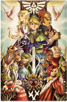 Tribute to the Legend of Zelda