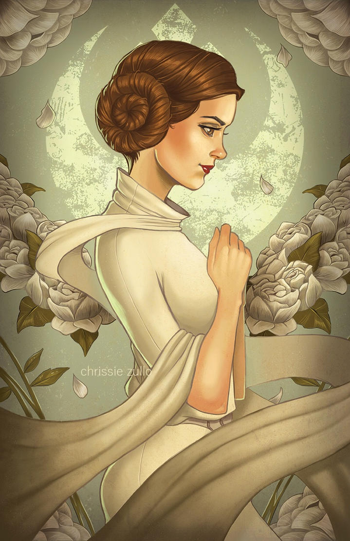 Rebel Princess by chrissie-zullo