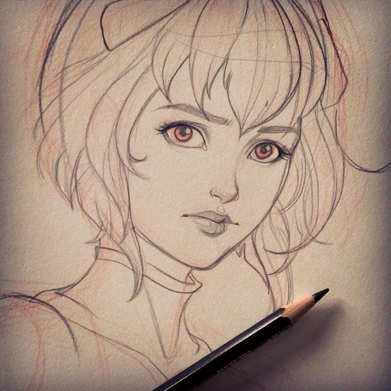 Sketch by chrissie-zullo